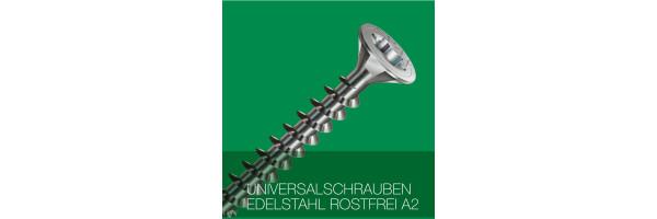SPAX - Edelstahl Rostfrei