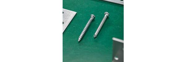 SPAX - Nägel und Schrauben für Verbinder