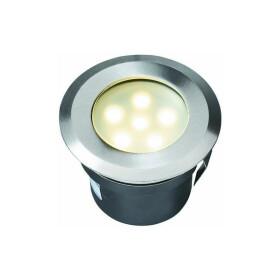 Einbauleuchte ASTRA LED 1 Watt 12 Volt f. Terrasse, Garten