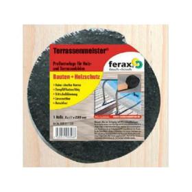 ferax Terrassenpad Rolle 2300x77x8 mm 1 Stk