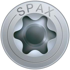 SPAX Senkkopf 8 mm T-STAR plus - Vollgewinde WIROX A3J  T40  -  8x600  -  25 Stk