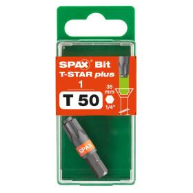 SPAX-BIT für T-STAR plus mit Kraftangriff T50 35mm -...