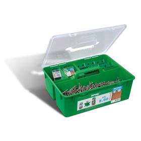 SPAX GREEN Box Terrasse 5x60 A2
