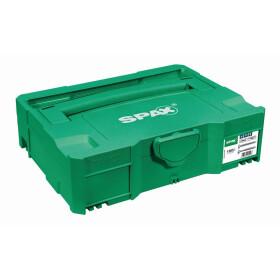 SPAX Box systainer T-Loc Senkkopf T-STAR plus