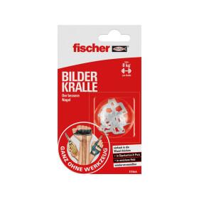fischer BILDER KRALLE - 8 Stk