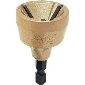 Entgratwerkzeug EGR HM+ 3-19 mm mit HM-Klingen
