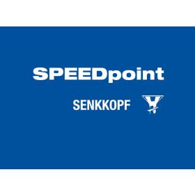 SPEEDpoint Universalschraube T-STAR Senkkopf