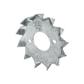 SPAX Einpressdübel zweiseitig  50 M12 - 200 Stk