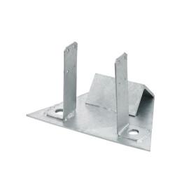 SPAX Sparrenfußverbinder Beton 80x170x2,5 - 15 Stk