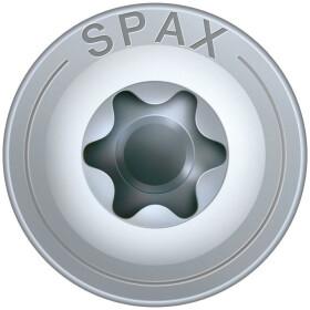 SPAX WIROX Tellerkopf T-STARplus TG TX40 8,0x160 50 Stk