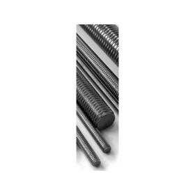 Gewindestange DIN 976 10.9 Stahl galv. verz. 1m M22  1 Stk