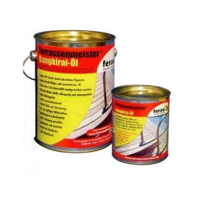 Bangkirai-Terrassenpflege Öl speziell für...