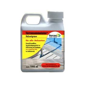 Terrassenmeister Holzentgrauer 1000 ml
