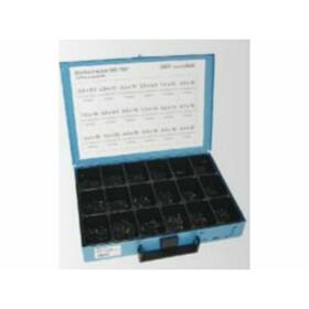 Sortiment Koffer Blechschrauben DIN 7981 verz.1450 teilig...