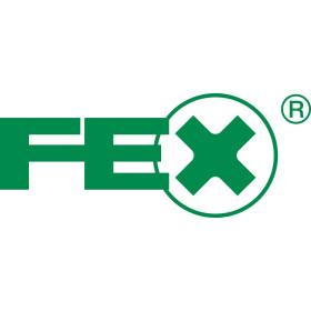 SPAX FEX-H für Beschläge auf Holz TX15 4x35  100 Stk