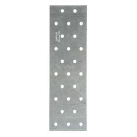 Lochplatten Lochbleche 60x200x2 mm feuerverz. - 50 Stk