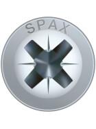 SPAX Rückwandschraube Kreuzschlitz Z 4CUT Vollgewinde WIROX A3J  3,5x25  -  2000 Stk
