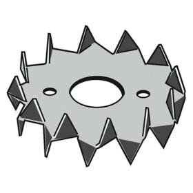 Einpressdübel-Bulldog Holzverbinder doppelseitig 50...