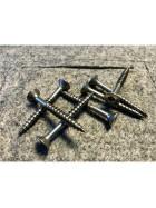 Spanplattenschraube Edelstahl A2 SK, TG, TX20 4,0x60  - 500 Stk
