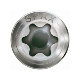 SPAX Fassadenschraube mit sehr kleinem Kopf Edelstahl A2