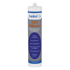 HT-Silicon 310 ml dunkelrot (bis +300° C)