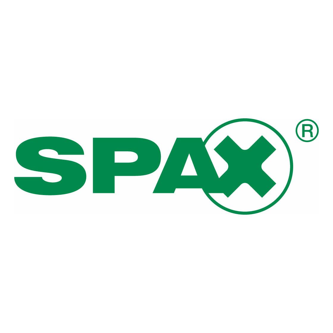100 Stück SPAX Senkkopf T-STAR plus TG 5 x 70 Galvanisch blank verzinkt