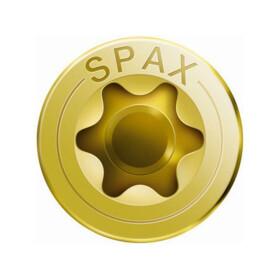 SPAX Universalschraube T-STAR plus TG gelb verzinkt YELLOX