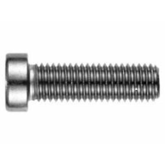 Zylinderschraube Innensechkant DIN 7984 Edelstahl