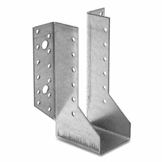 Balkenschuhe außen feuerverzinkt 120x160 - 1 Stk