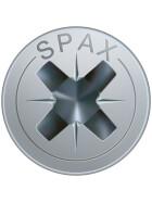 SPAX Senkkopf Kreuzschlitz Z - Teilgewinde WIROX A3J  PZ2  -  4x50  -  500 Stk