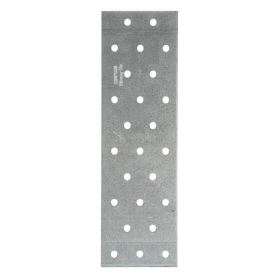 Lochplatten Lochbleche 80x300x2 mm feuerverz. - 1 Stk