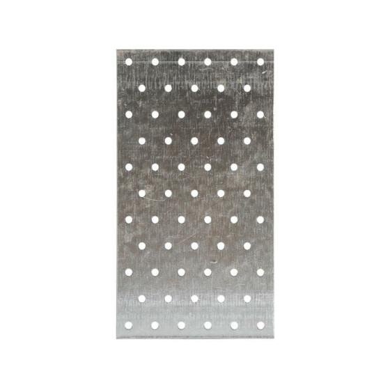Lochplatten Lochbleche 100x300x2 mm feuerverz. - 1 Stk