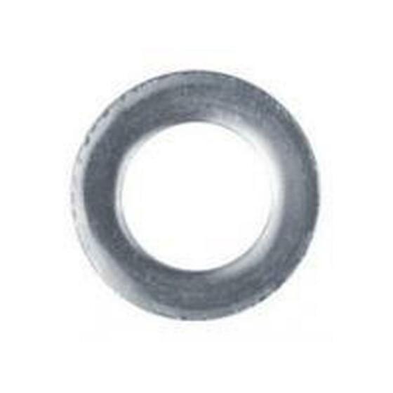 Unterlegscheibe DIN 125 A verz. M6 6,4x12,0x1,6mm  100 Stk