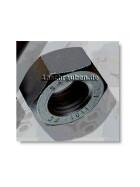 HV-Sechskantmutter Kl.10 DIN 6915 HV-feuerverz. (tzn) M12 1 Stk